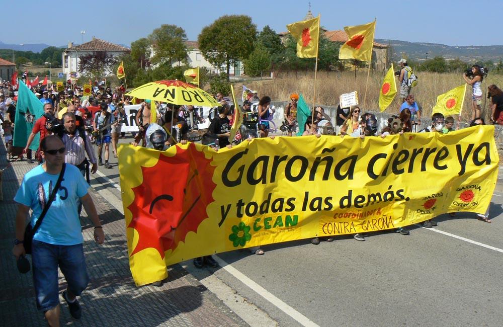 El Gobierno español decide cerrar la central nuclear de Garoña