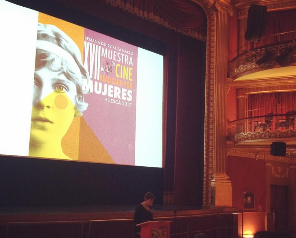 Comienza en Uesca la XVII Muestra de Cine realizado por mujeres