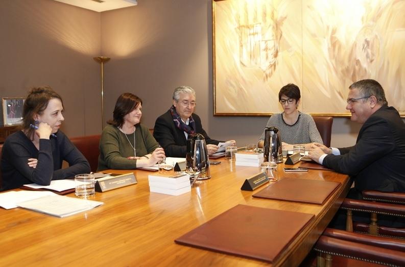 Las Cortes de Aragón aprueban el calendario de tramitación del proyecto de ley de Presupuestos de 2017