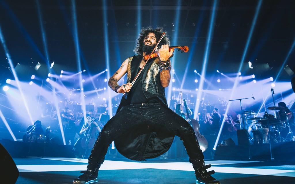 Ara Malikian premiado en los XVIII Premios de la Música Aragonesa de Aragón Musical