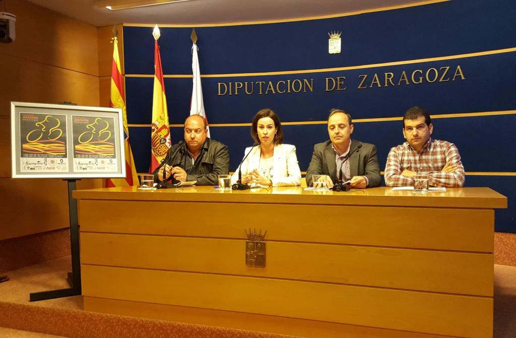 150 ciclistas disputarán este fin de semana en Exeya la VII edición de la Challenge Aragón Máster