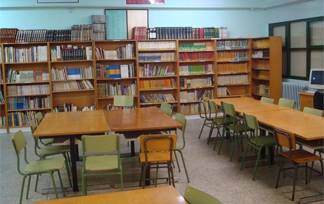Alertan del deterioro en el Colegio Público de Mallén