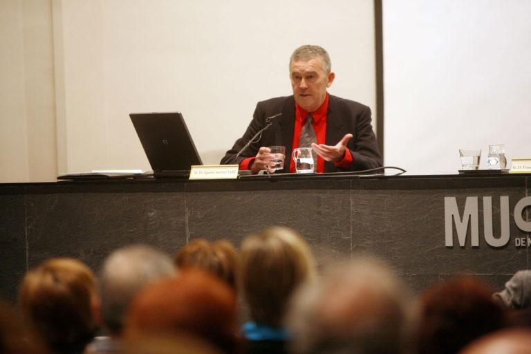 Agustín Sánchez Vidal, Premio de las Letras Aragonesas 2016