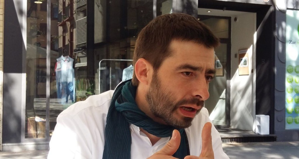 """Sanz: """"La asamblea de cargos públicos por la fraternidad es una respuesta contundente a la represión del Gobierno a Catalunya"""""""