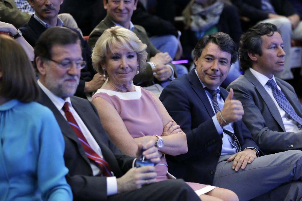 Fiscalía Anticorrupción pide imputar a Cifuentes, Aguirre y González por la financiación ilegal del PP de Madrid
