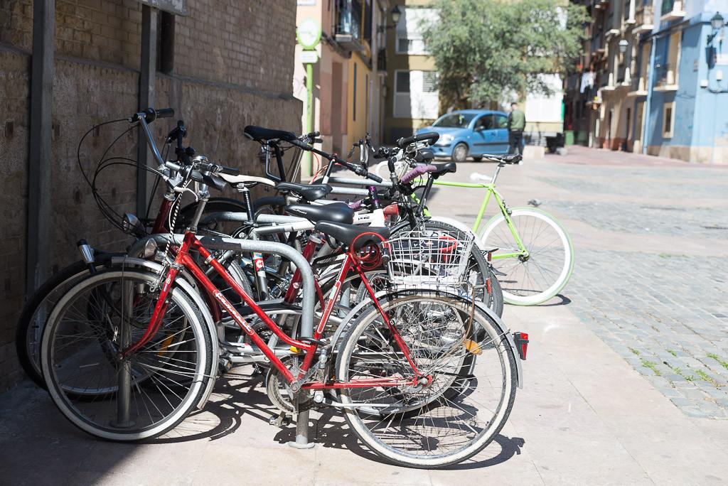 Zaragoza pasa el testigo de capital de las bicicletas a València