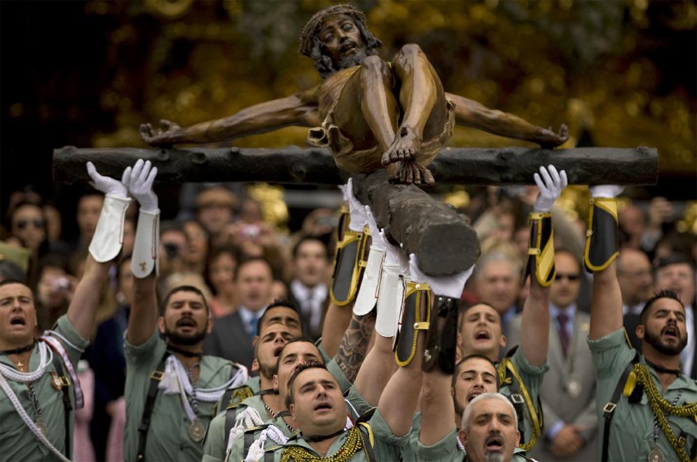 Europa Laica y MHUEL muestran su contrariedad ante la medalla otorgada al Cristo de Mena