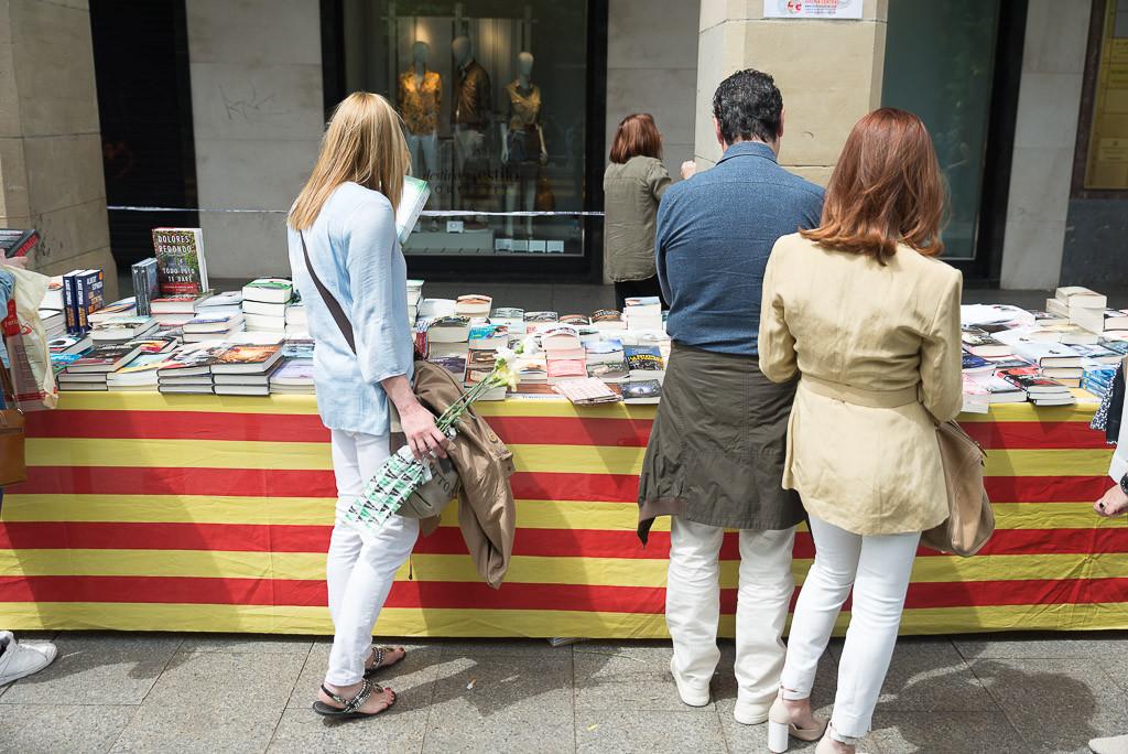 La Asociación Cultural Rebellar organiza este domingo la octava Feria d´o Libro Aragonés