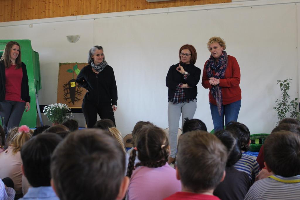 Recogida de firmas para salvar el Aula de la Naturaleza de Uesca