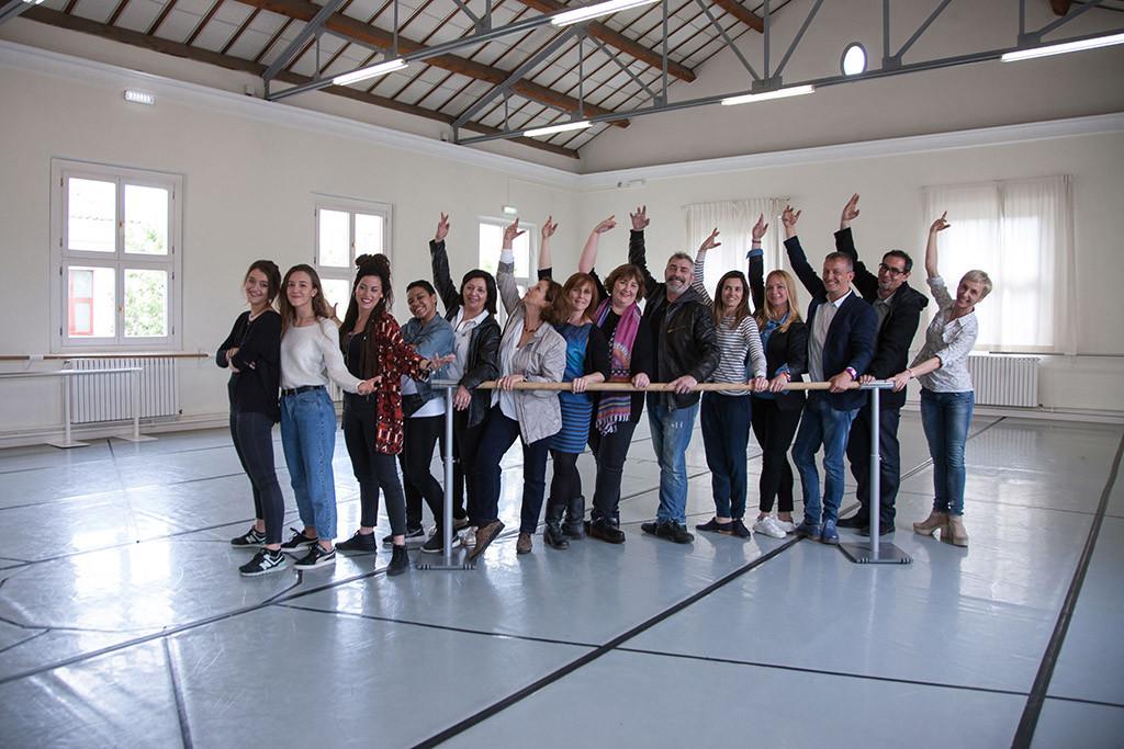 Zaragoza y Teruel celebran el Día Internacional de la Danza