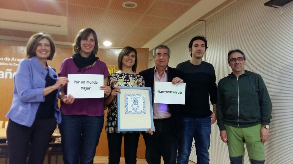 El Centro de Documentación del Agua y del Medio Ambiente recibe el Premio Búho