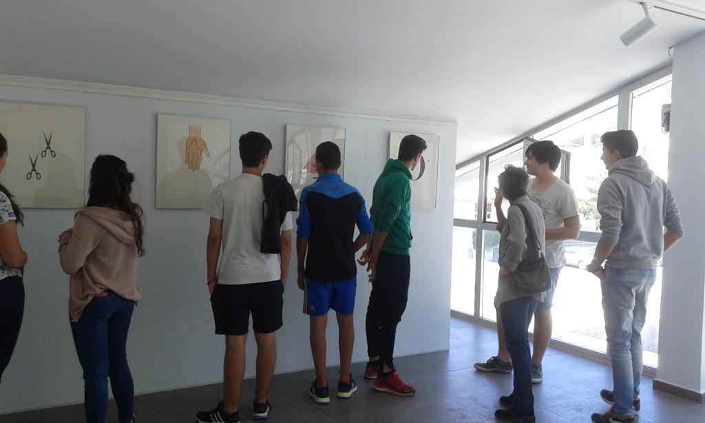 """Clausura de la exposición """"Joan Brossa, Poesía Visual"""""""