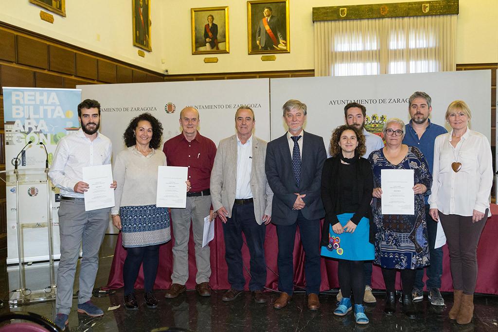 Zaragoza apuesta por la rehabilitación energética como herramienta de desarrollo local sostenible