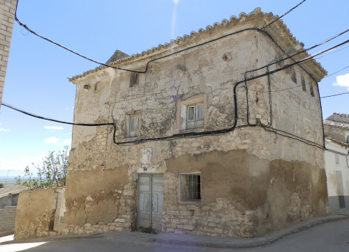 Apudepa denuncia el intento de derribo de un edificio catalogado en L'Almolda