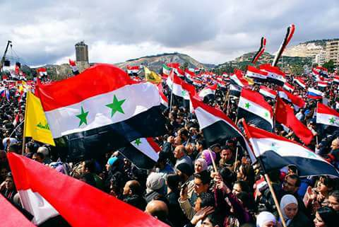 El Movimiento de Apoyo a Siria se presenta esta semana con dos actividades