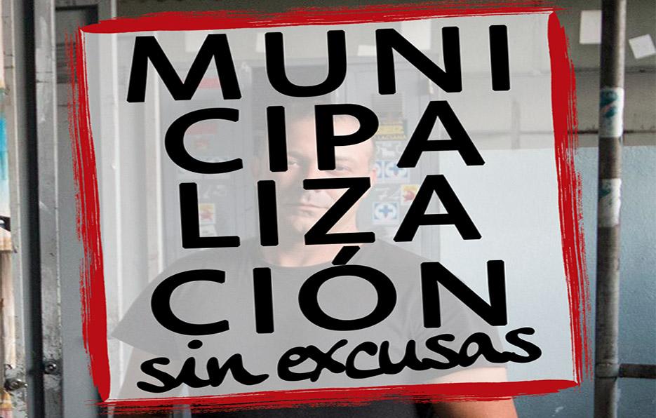 El PCPE inicia la campaña 'Municipalización sin excusas'