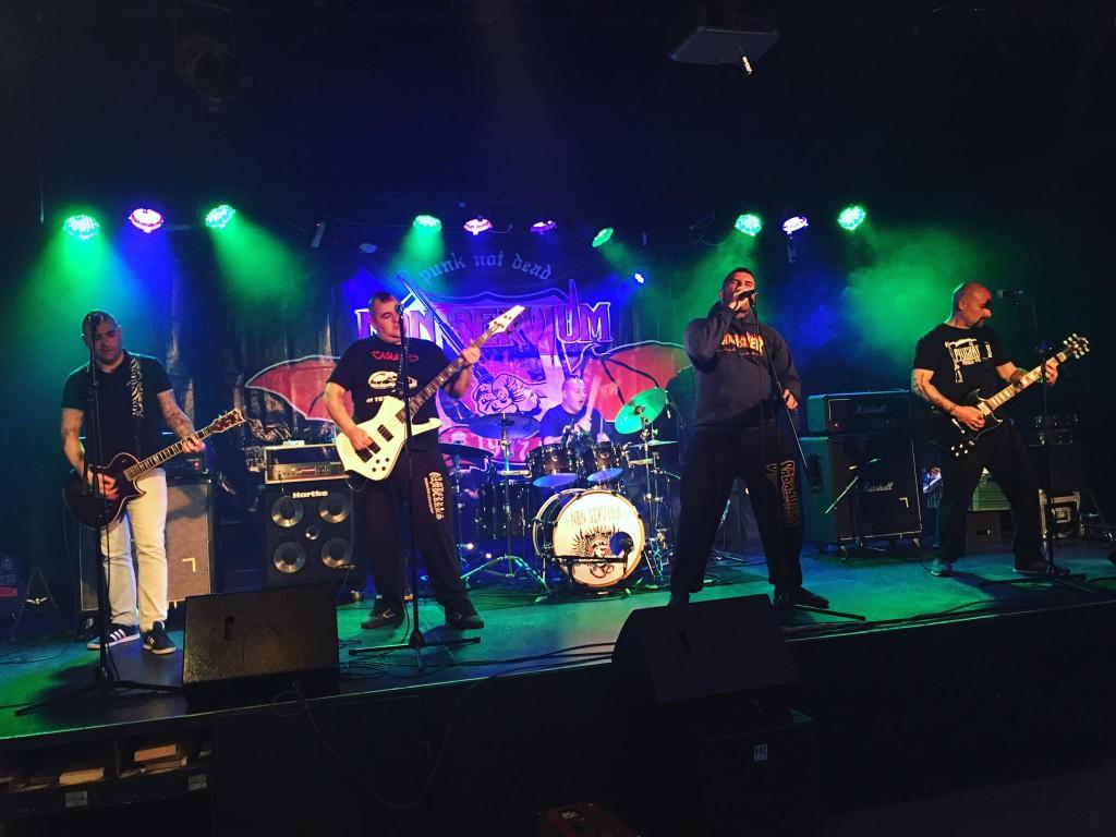 El tour 20 aniversario de Non Servium llega este viernes a la Sala López