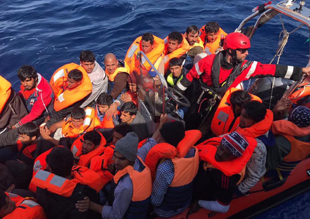 La Brigada Lincoln recuerda las semejanzas entre la crisis de refugiados y la Guerra Civil española