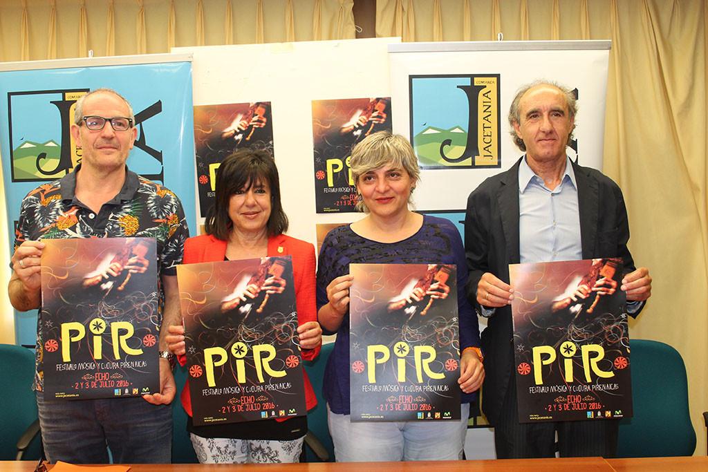 Alcaldesa d'Ansó y presidenta de Chacetania rebla en a supervivencia de l'aragonés
