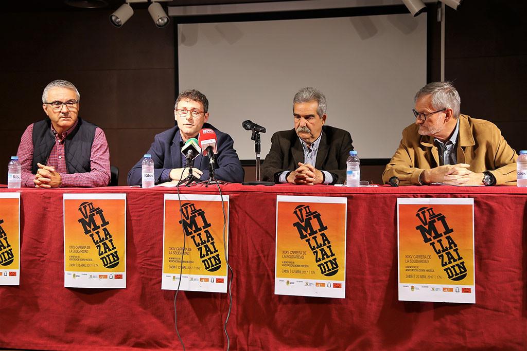 El 22 de abril se disputa la VII Milla de Zaidín y XXXV Carrera de la Solidaridad
