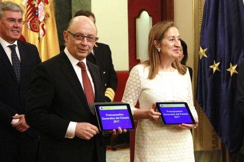 Aragón se queda fuera de los fondos de compensación interterritorial en los PGE de 2017