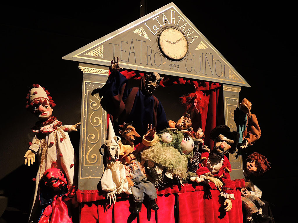 """La Tartana presenta en Arbolé """"El rincón de los títeres"""", un divertido viaje a través de la historia de la compañía"""