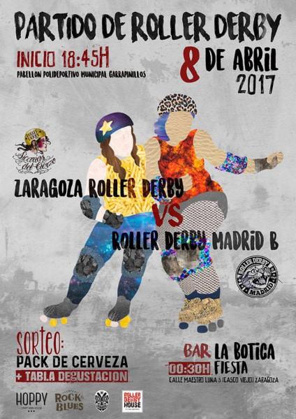 Sicarias Madrid B 8A17