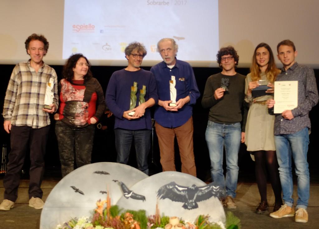 'Gurumbé, canciones de tu memoria negra', gran triunfadora de los Premios Espiello 2017