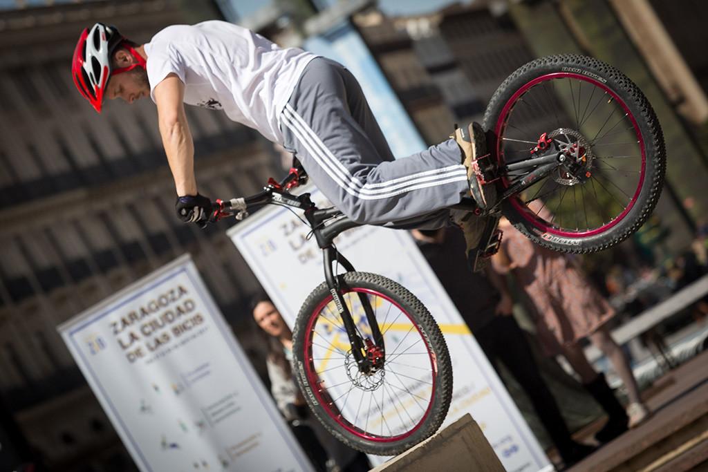 Zaragoza, la Ciudad de las Bicis ofrece un programa repleto de actividades