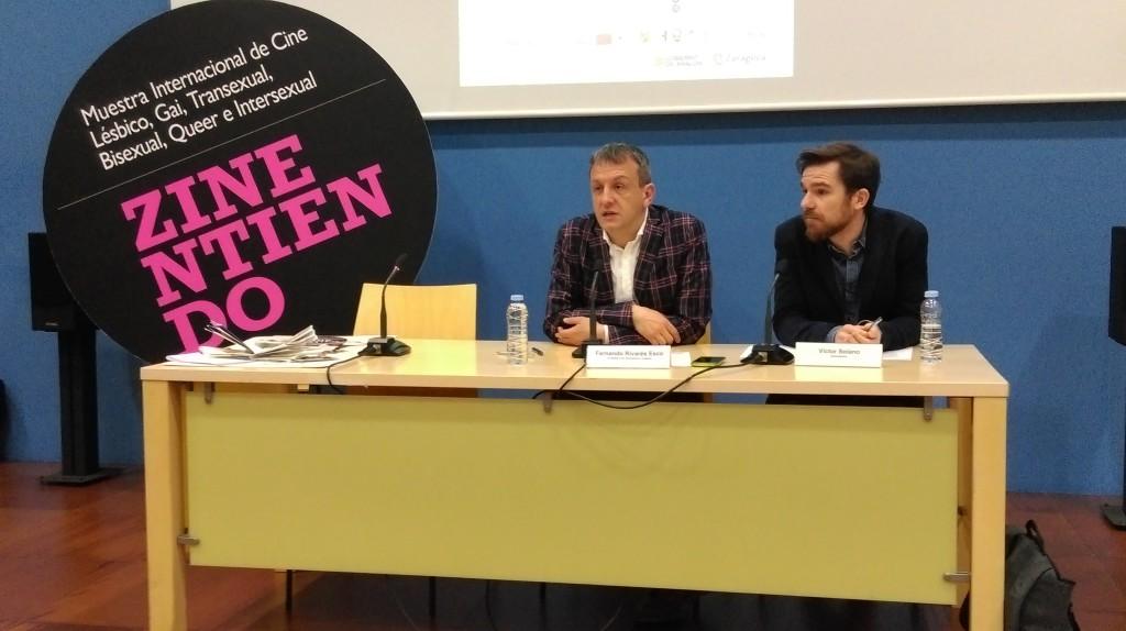 Arranca la XII edición de la Muestra Internacional de Cine LGTBQI Zinentiendo