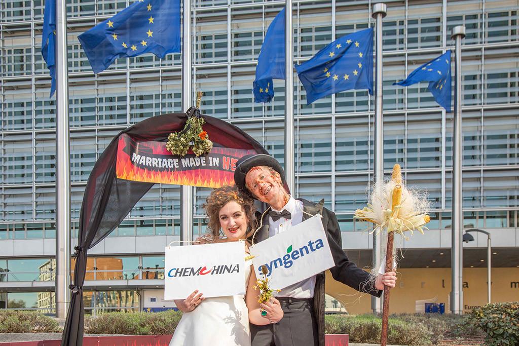 La Comisión Europea apuntala el monopolio mundial de semillas