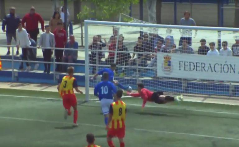 Aragón se proclama campeón estatal de fútbol juvenil