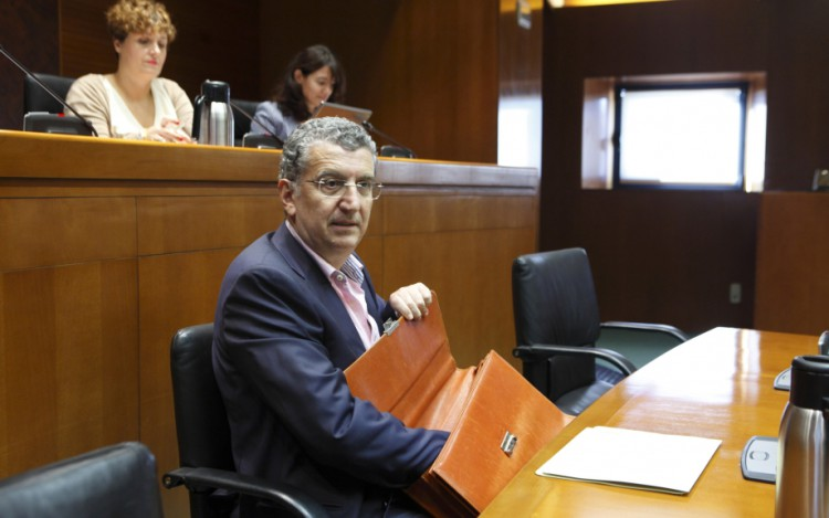 Ganar exige al Gobierno de Aragón que tome medidas para el avance de las obras del Hospital de Alcanyiz