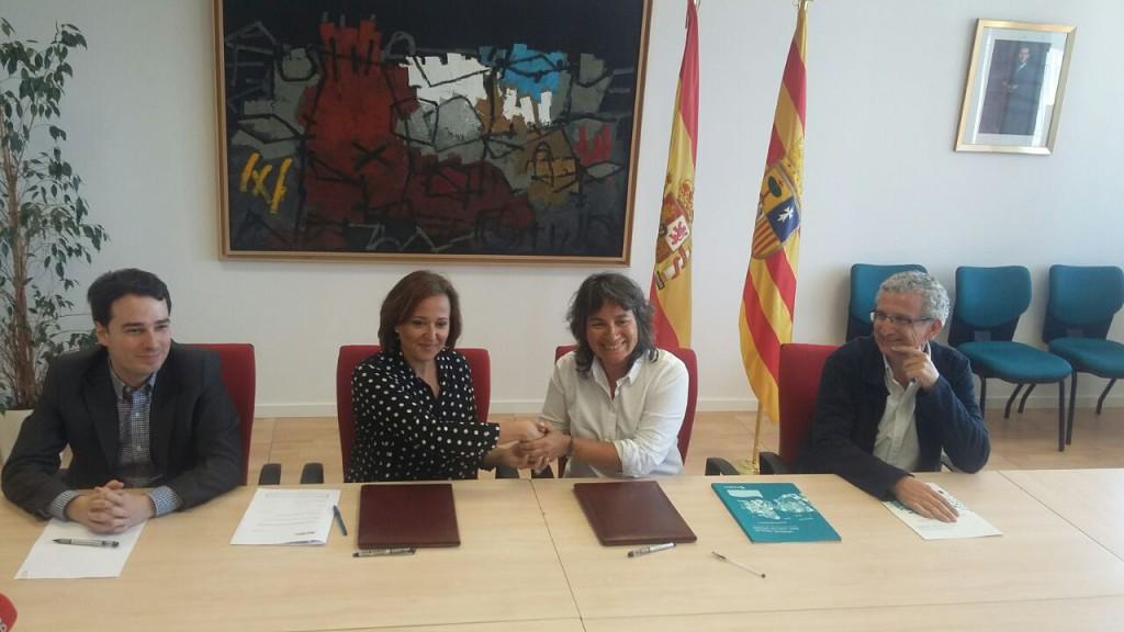 El Ayuntamiento de Zaragoza y el Gobierno de Aragón colaboran para mejorar la escolarización del alumnado con necesidades especiales de apoyo educativo