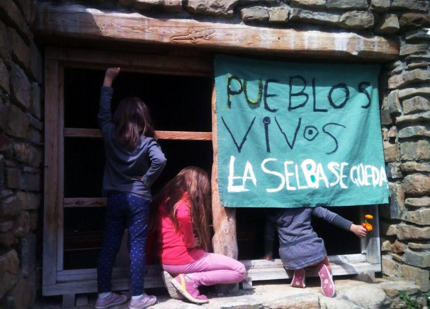 Unidos Podemos-Alto Aragón en Común reclama respaldo institucional para repobladores