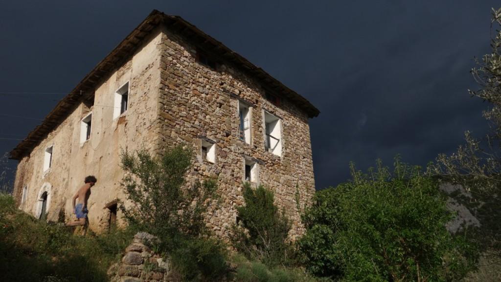 Casa rehabilitada en La Selba.
