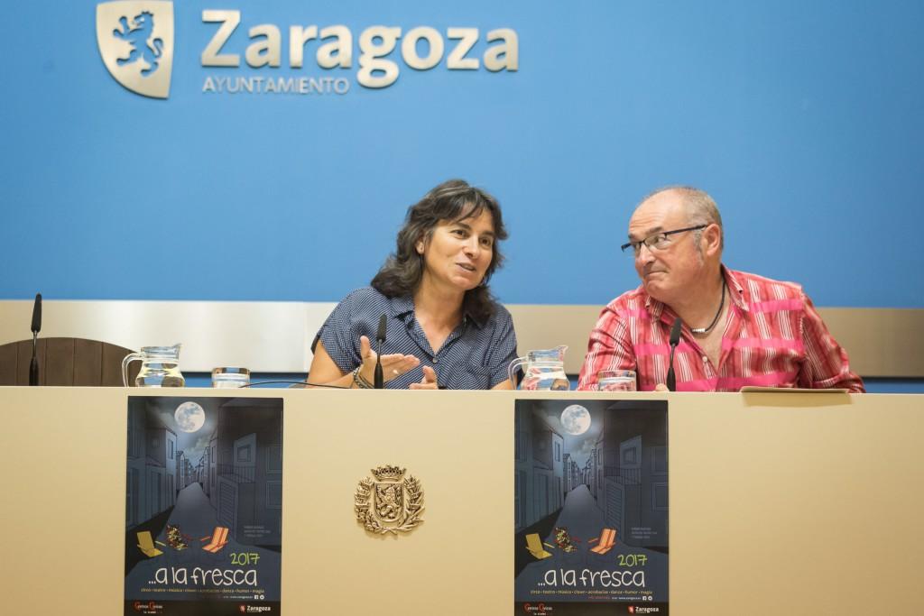 El programa 'A la fresca' consolida su oferta y se extiende al futuro Distrito Sur y a Parque Goya