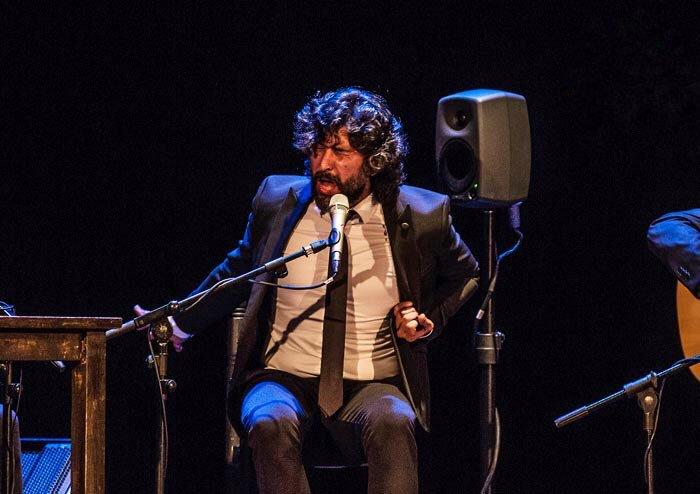 El festival de Flamenco de Zaragoza arranca con el cantaor Arcángel en el Teatro Principal