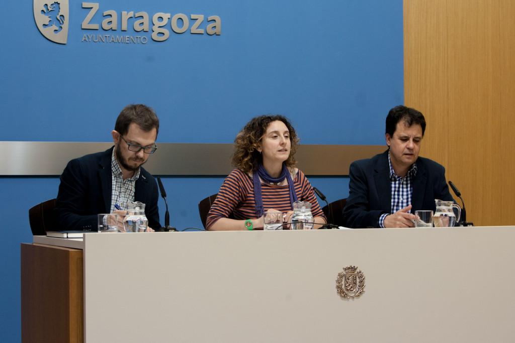 Zaragoza aspira a una inversión europea de cinco millones de euros para impulsar la reutilización de recursos