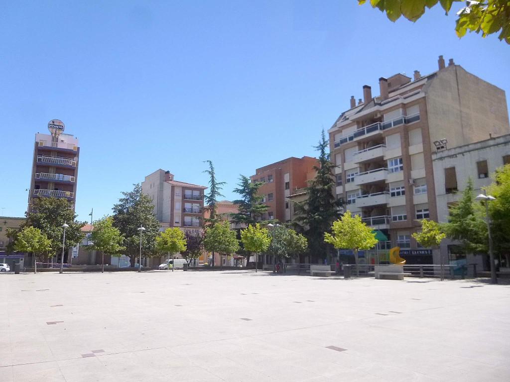 Binéfar Plaza de España 4
