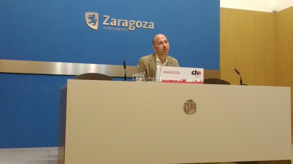 Preocupación en Chunta Aragonesista por la gestión realizada por ZeC durante los dos años de gobierno