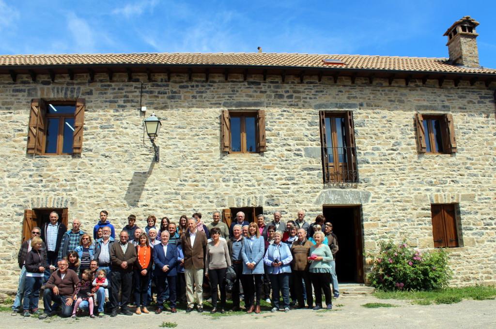 Barbenuta y su antigua escuela cobran vida con el nuevo centro cultural