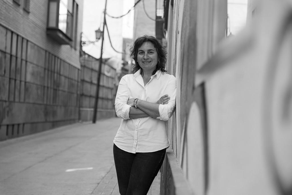 Luisa Broto pone en valor la cultura de los cuidados en Mérida