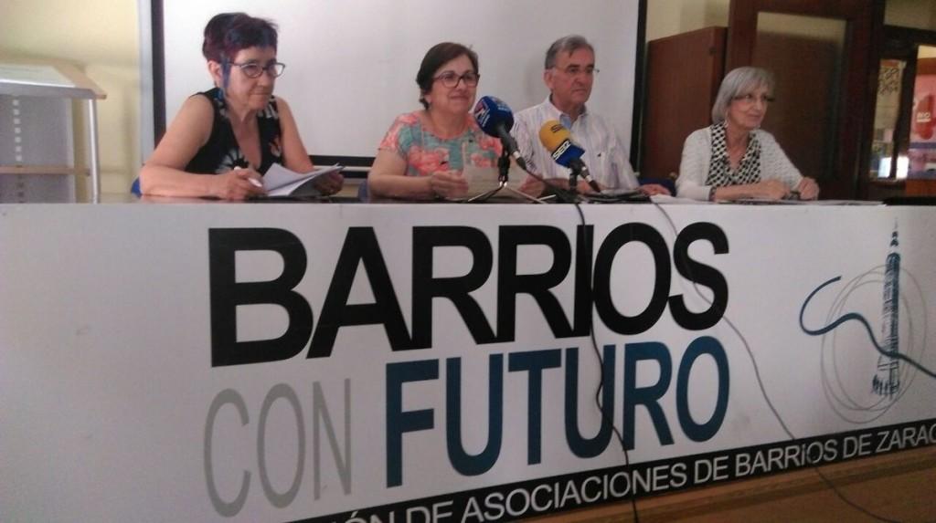 Distintas entidades aragonesas realizan un balance de los dos años de gestión sanitaria en el territorio