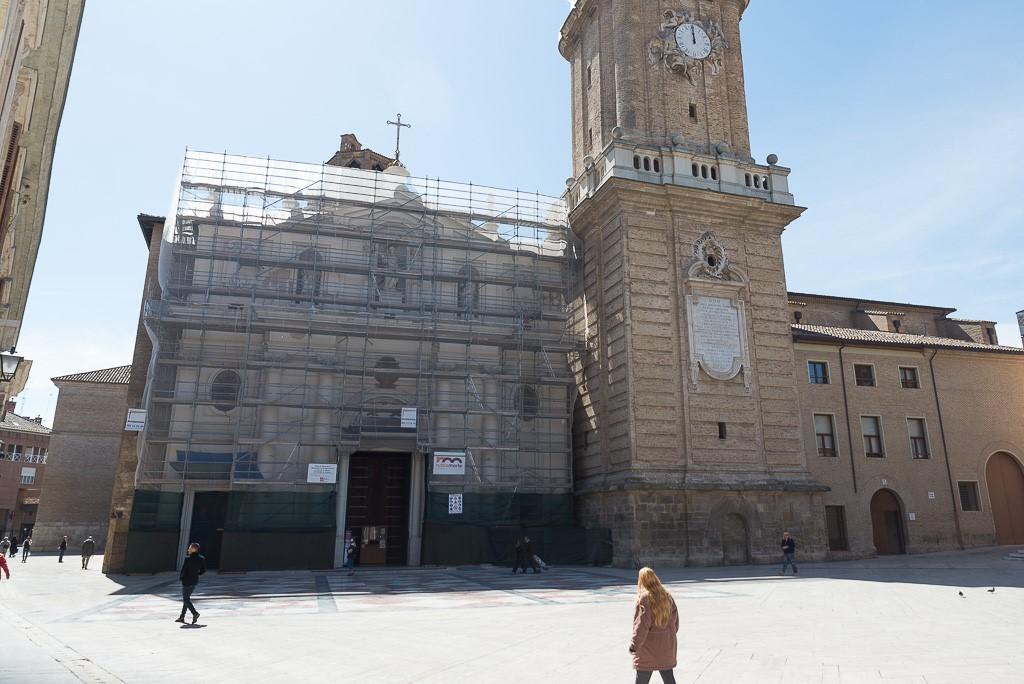 El Arzobispado de Zaragoza rechaza el acto de conciliación sobre las inmatriculaciones