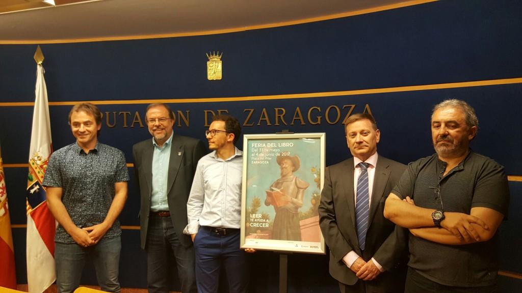 La Feria del Libro de Zaragoza reunirá este año a 49 expositores y ofrecerá más de 70 actividades