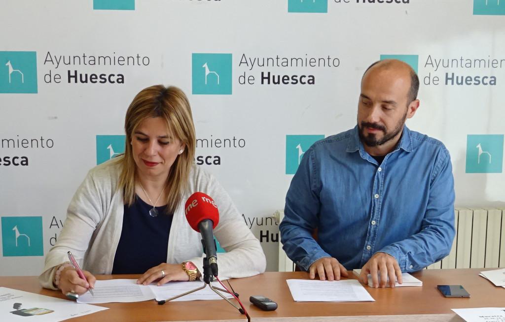 Yolanda de Miguel, presidenta de la Comisión Informativa de Cultura.
