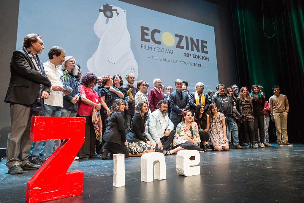 """""""Muros"""" y """"El remolino"""", documentales ganadores de la 10ª edición de EcoZine"""