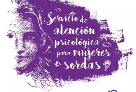 El IAM refuerza el servicio de atención psicológica para mujeres sordas