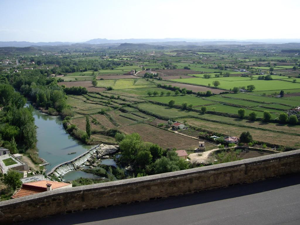 """""""En Teruel, los ríos también existen"""", varias asociaciones se concentran para visibilizar el desastre ecológico del Guadalop"""